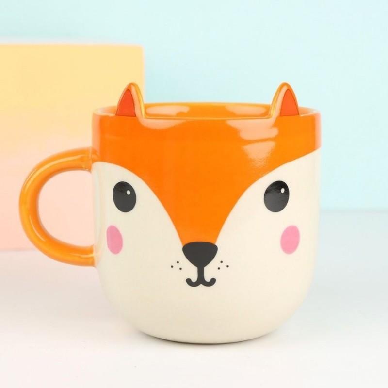 Mug Kawaii Fox