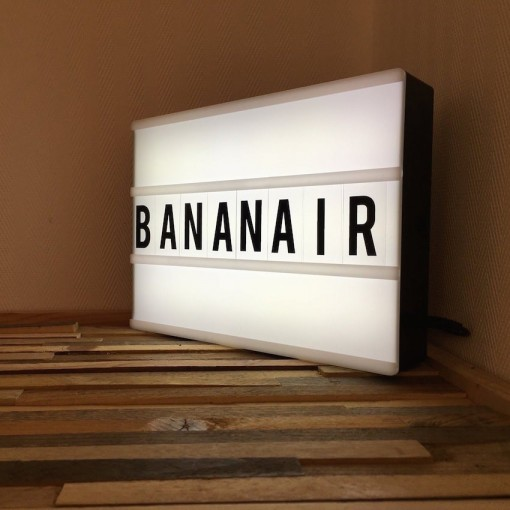 Lightbox - Bananair