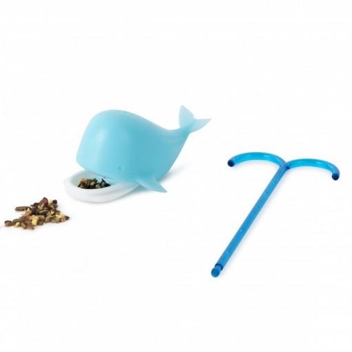 Infuseur à thé baleine