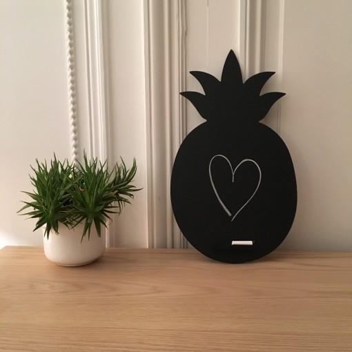 Ardoise cactus/ananas