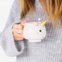 Mug licorne en relief