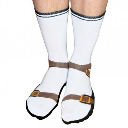 Chaussette sandale