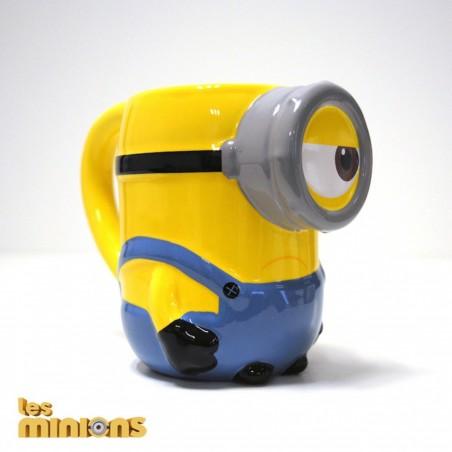 Mug 3D Minion Stuart