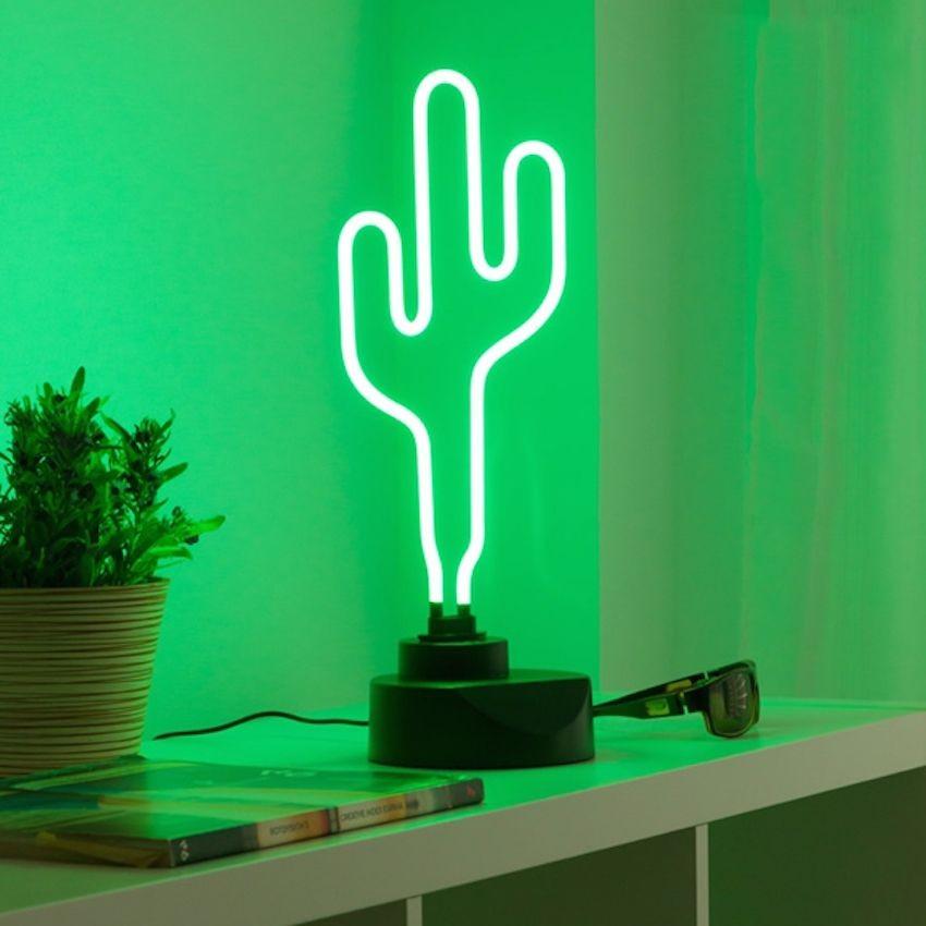 Lampe Neon Cactus Bananair