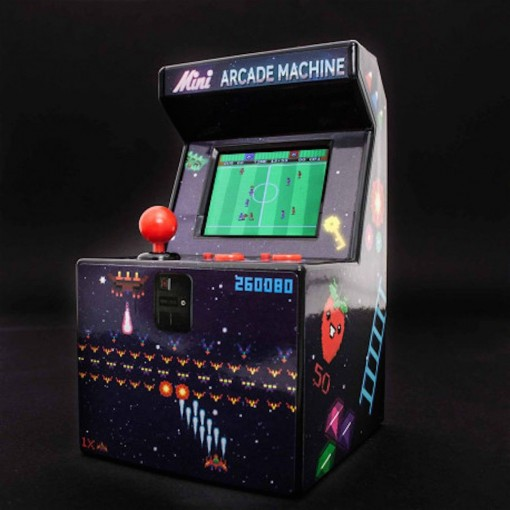 Mini machine arcade 240 jeux