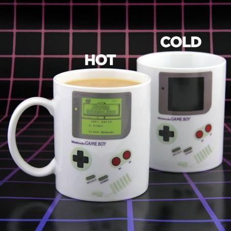 Mug Game Boy Thermoréactif