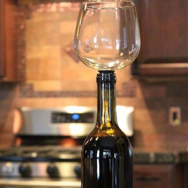 Bouchon de bouteille verre
