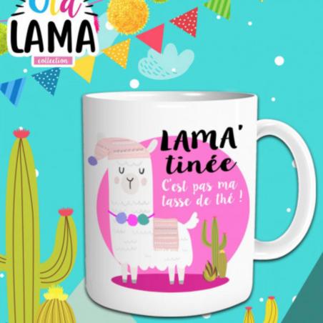 Mug Lama'tinée