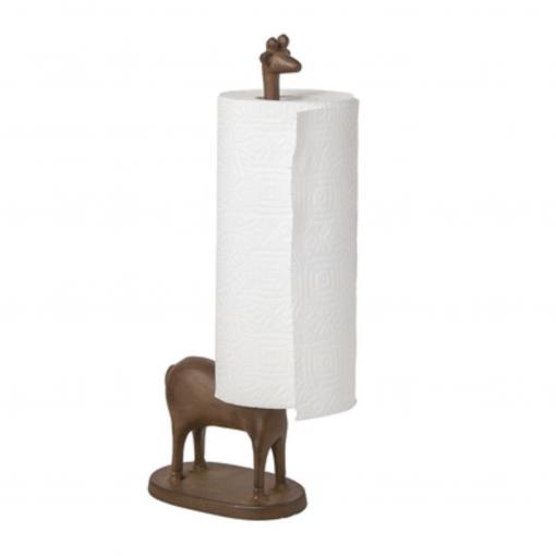 Porte Essuie-tout Girafe