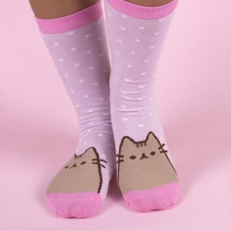 Set chaussettes et mug licorne
