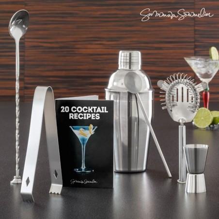 Coffret Cocktail Sommelier ( 6 pièces )