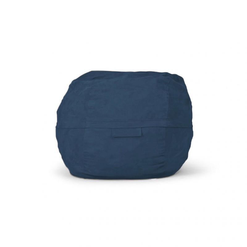 Pouf Géant 120 cm - Microsuède - Banabag