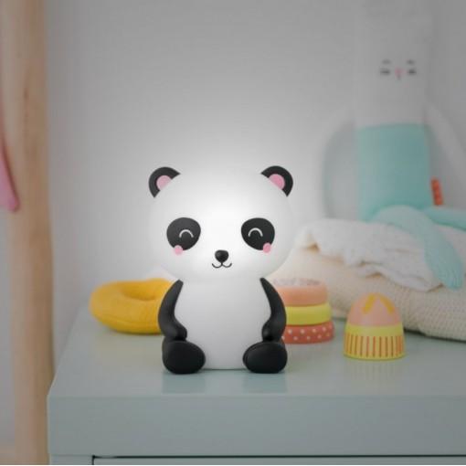 Veilleuse panda pour de doux rêves