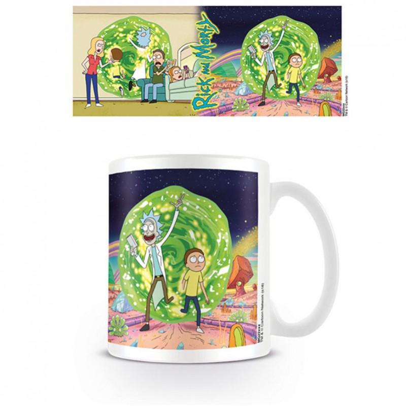 Tasse Rick & Morty
