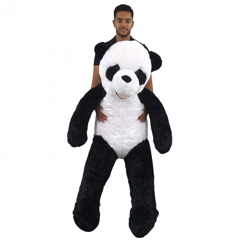 Peluche Panda Géant 160 cm