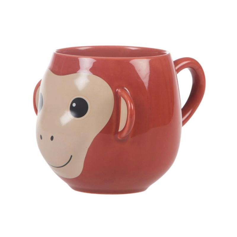 Mug singe adorable