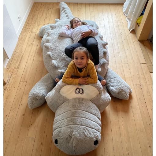 Crocodile géant - 300 cm