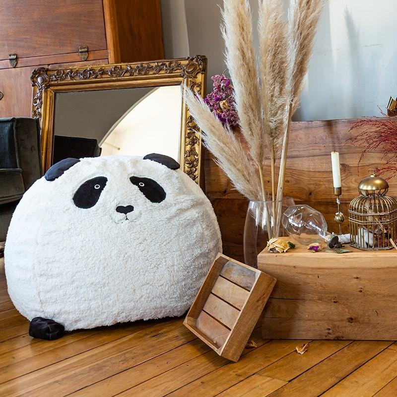 Pouf Panda 60 cm