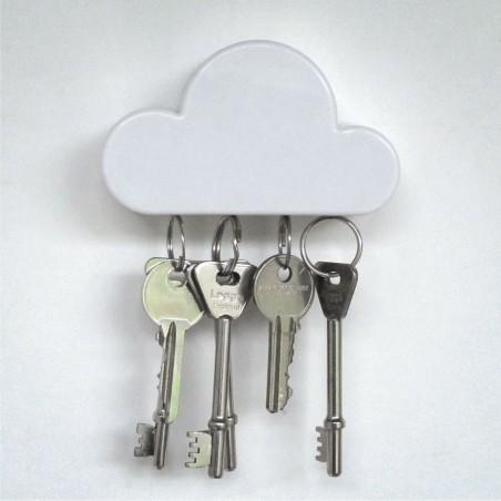 Porte clés aimanté