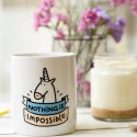 "Mug ""Rien n'est impossible"""