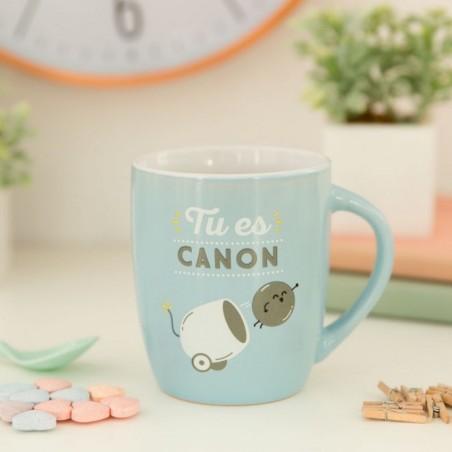 """Mug """"Tu es canon"""""""