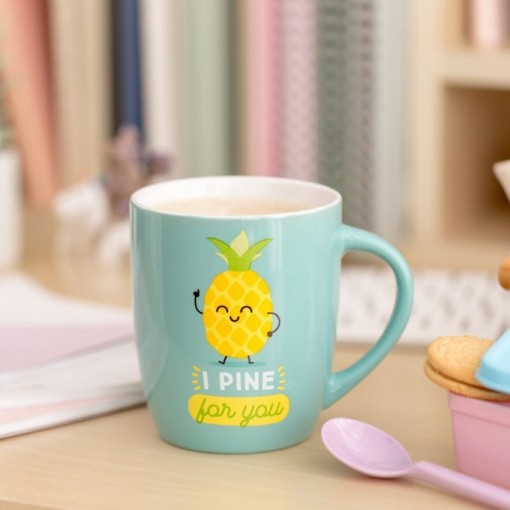 """Mug """"I Pine for you"""""""