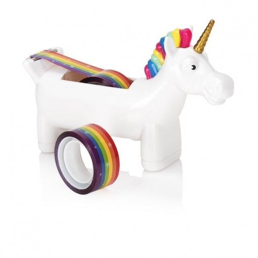 Distributeur de scotch licorne