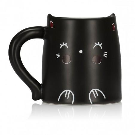 Oh le chat, Mug qui rougit