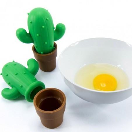 Séparateur d'oeuf cactus